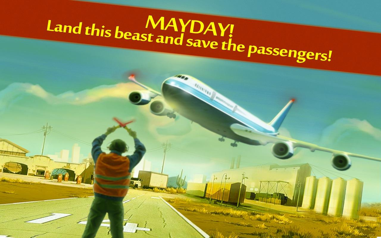 MAYDAY! Emergency Landing- screenshot