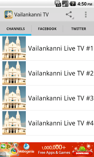 Vailankanni Live Mass
