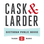 Logo of Cask Larder Flame Out Pale Ale