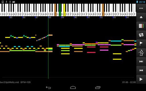 MIDI Voyager Pro  screenshots 16