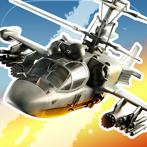 CHAOS Combat Copters HD №1