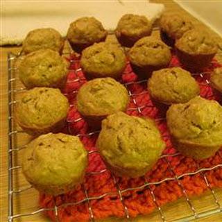 Emily's Famous Banana Oat Muffins