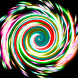 Glow Spin Art - Androidアプリ