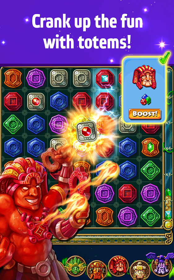 Montezuma Blitz- screenshot