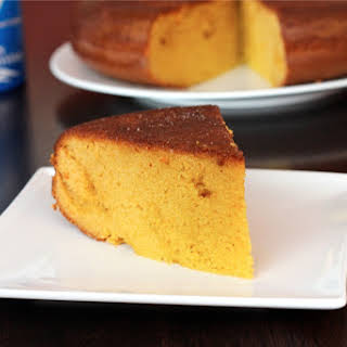 Orange and Olive Oil Cake.