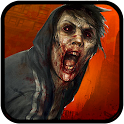 Zombies apocalypse 3D icon