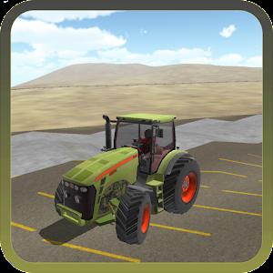 Real Farm Tractor Simulator 3D LOGO-APP點子