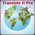 Translate It Pro icon