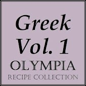 Greek & Cyprus Cuisine Volume1