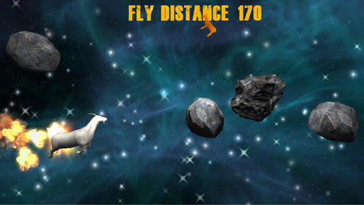 Space Goat Jump free game