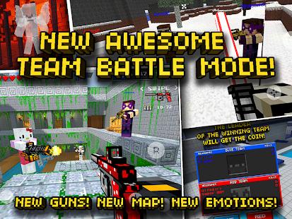 Pixel Gun 3D PRO ANDROID APK