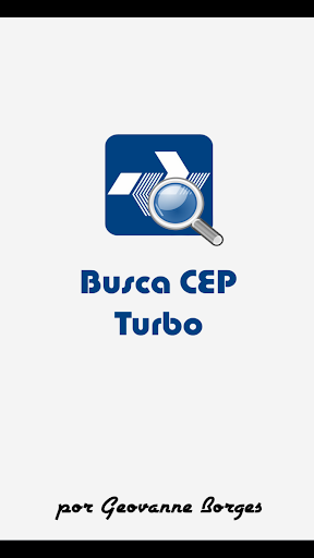 Busca CEP Turbo