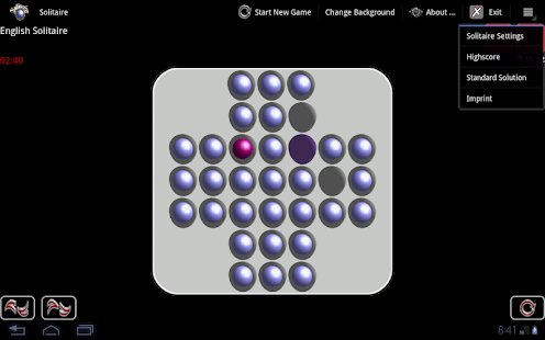 Solitaire (Ad-Supported)- screenshot thumbnail