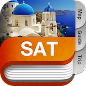 Santorini Island Guide and Map