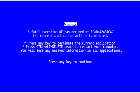 BSOD(roid) - screenshot thumbnail