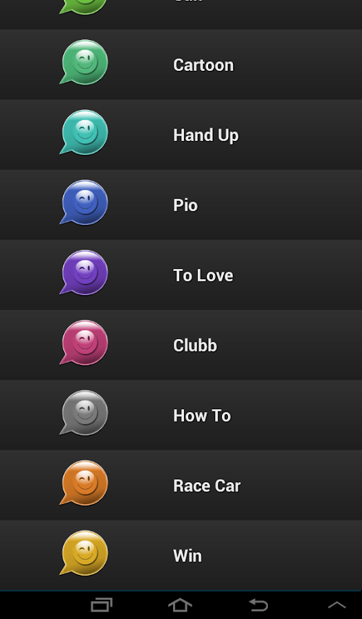 Cool Ringtones 2013 - screenshot