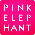 Pink Natal icon