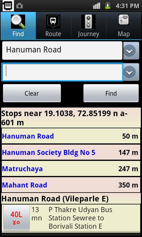 Mumbai Dashboard - SmartShehar - screenshot