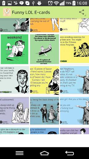 Funny LOL E-cards