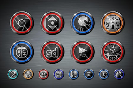 Metaround Icon Pack Theme v1.6.0
