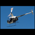Great helicopters : Robinson logo