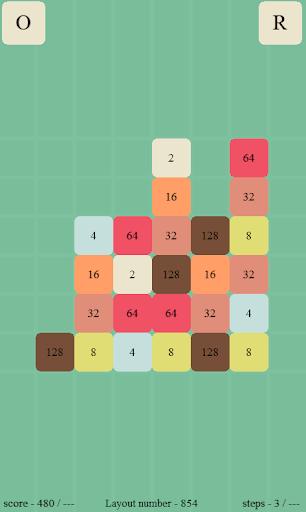 【免費棋類遊戲App】1024 Shuffle-APP點子