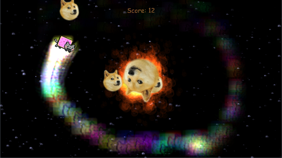 Doge Spin- screenshot