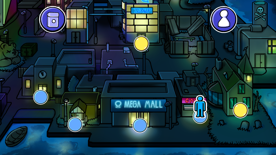 Card City Nights - screenshot