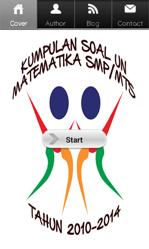 Soal UAN Matematika SMP-MTS