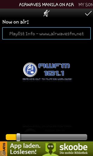 Airwaves 101.1 Manila Radio
