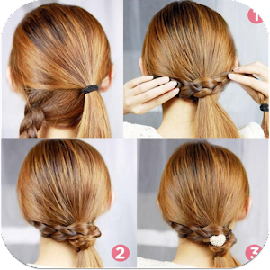Easy Hairstyles Android Apps On Google Play - Hairstyle app download