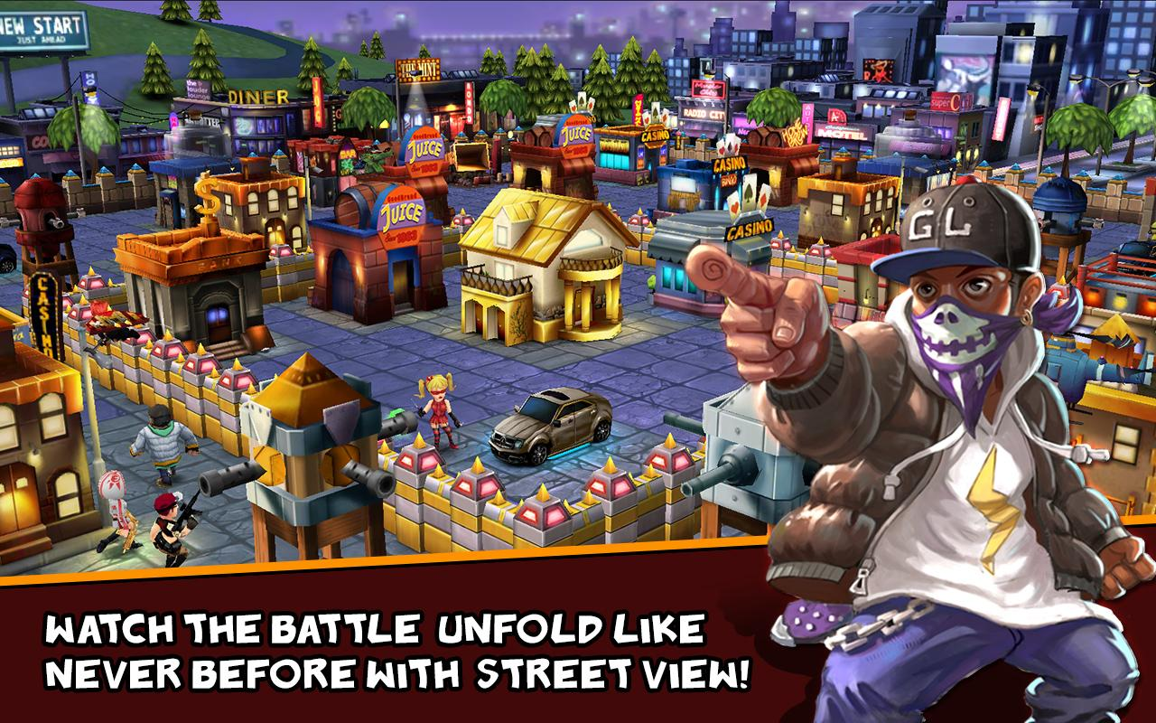 Tải Game Clash Of Gangs v1.1.37 Hack Full Cho Android