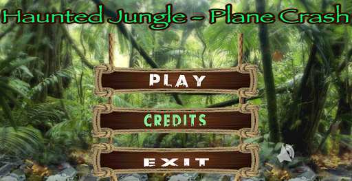 Haunted Jungle Plane Crash