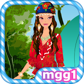 Gipsy Girl Dress Up