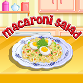Macaroni Salad Cooking