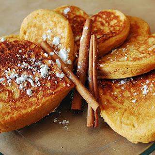Sweet Potato Pancakes.