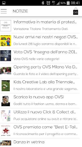 購物必備APP下載 OVS 好玩app不花錢 綠色工廠好玩App