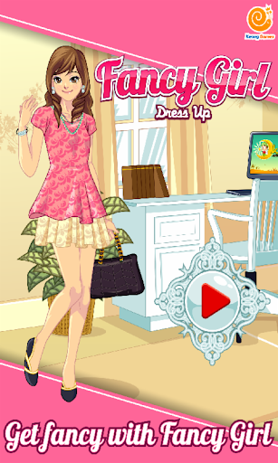 Fancy Girl Dress Up