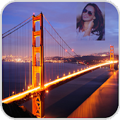 Bridges Photo Frame