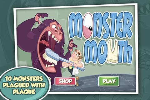Monster Mouth DDS - screenshot