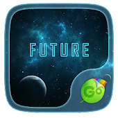 Future GO Keyboard Theme