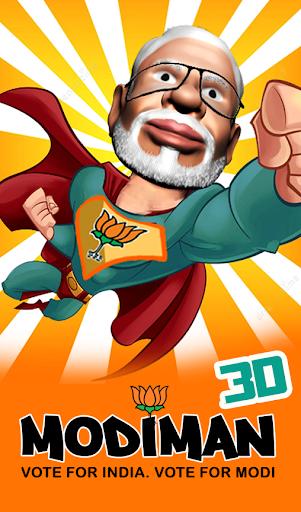 Modi Run 3D