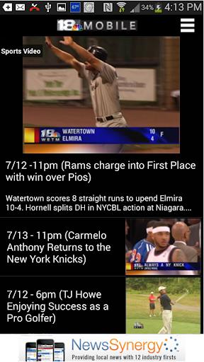 WETM TV - Elmira News