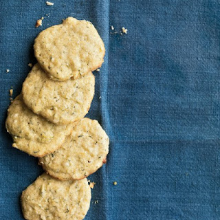 Lemon-Zucchini Cornmeal Cookies.