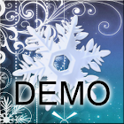 Snowflakes DEMO icon