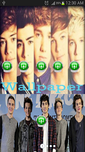 One Direction Fans Wallpaper - screenshot thumbnail