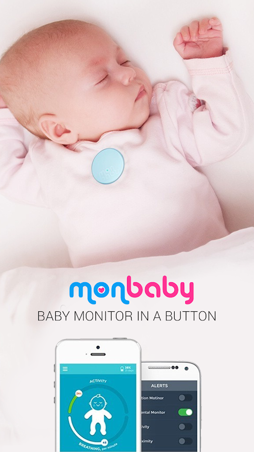 MonBaby Smart Button- screenshot