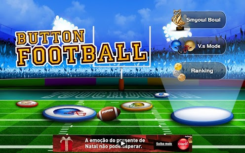 Button Football HD- screenshot thumbnail