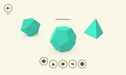 Shapes - 3D Geometry Learning  screenshots 1