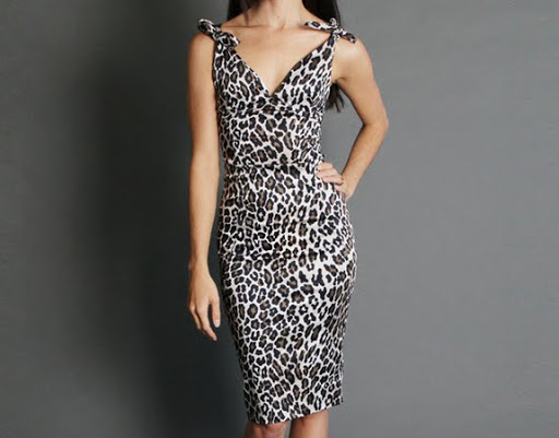 How to style a leopard print dress - Shoes of Prey